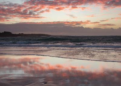Paysage Bretagne - Sable miroir