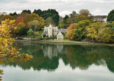 Paysage de Bretagne - Le Douron