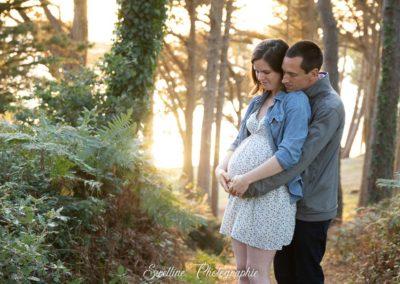 Grossesse - Maternité - couple-3652