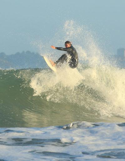 Shooting surf