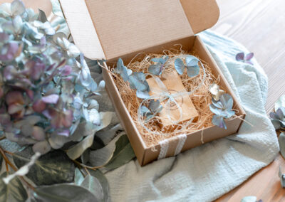 Packaging Mariage - USB - Pauline Delaunay Photographie 2