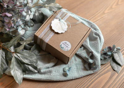 Packaging Mariage - USB - Pauline Delaunay Photographie 3