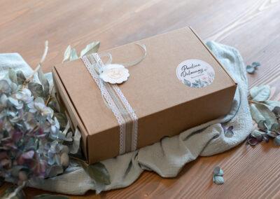Packaging Mariage - USB et tirages épais - Pauline Delaunay Photographie 2