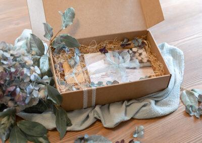 Packaging Mariage - USB et tirages épais - Pauline Delaunay Photographie