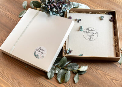 Packaging livre photo mariage - Pauline Delaunay Photographie-17