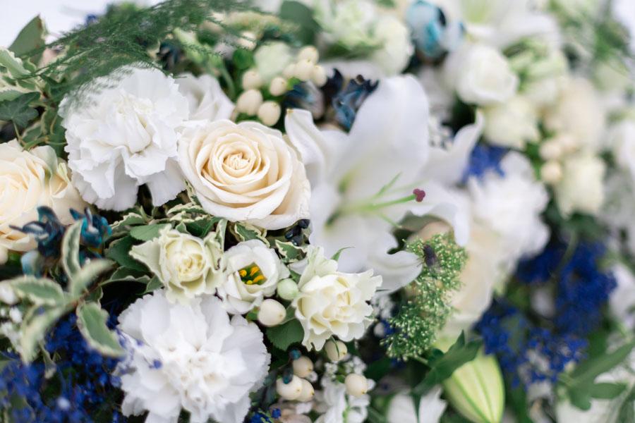 décoration florale mariage élégant