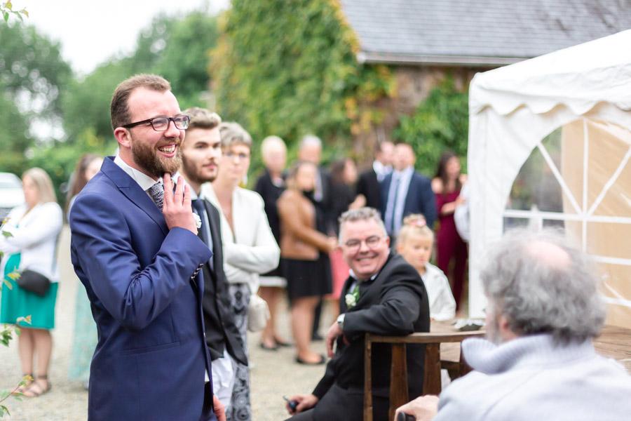 Soirée du mariage au domaine de Coat Aillis - Plestin-les-gèves